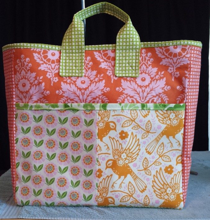 Boxcar Tote by Crafty Planner