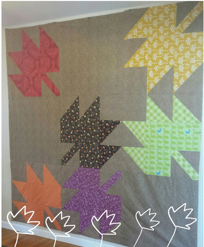 Mod Maples Finished Top by Crafty Planner