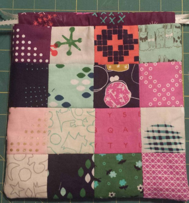 Pouch Side 1 by Crafty Planner
