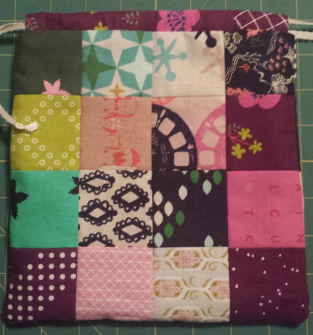 Pouch Side 2 by Crafty Planner
