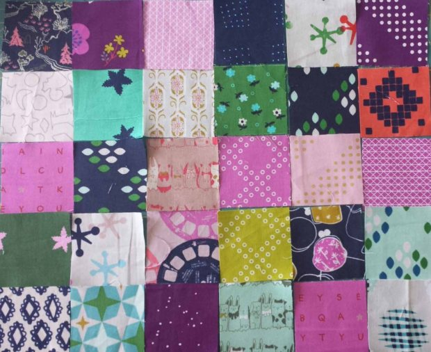 Squares Cut Up by Crafty Planner